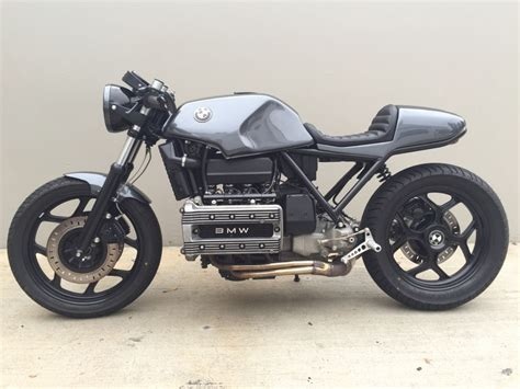 Motorrad Bmw K100 by 1984 K100 Cafe Racer Budget Build Bmw K75 K100 K1 K1100