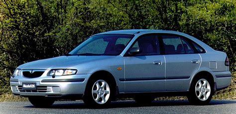 mazda 626 fuel consumption mazda 626 hatchback 1997 1999 reviews technical data