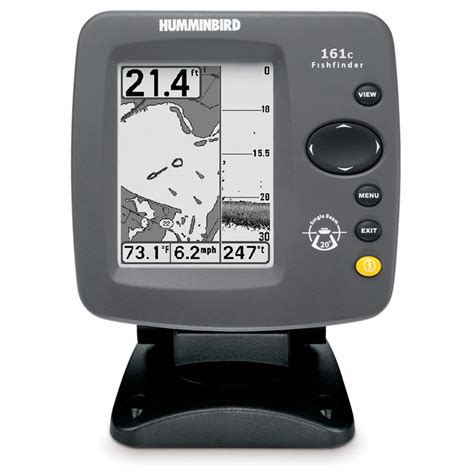 humminbird 174 161 fishfinder 122926 fish finders at