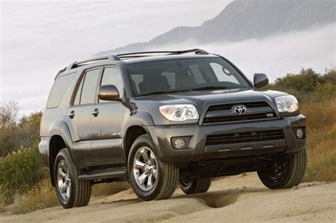 2006 Toyota 4runner Reviews 2006 Toyota 4runner Review Top Speed
