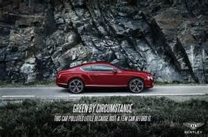 Bentley Advertising What 5 Ads Can Teach You About Great Marketing