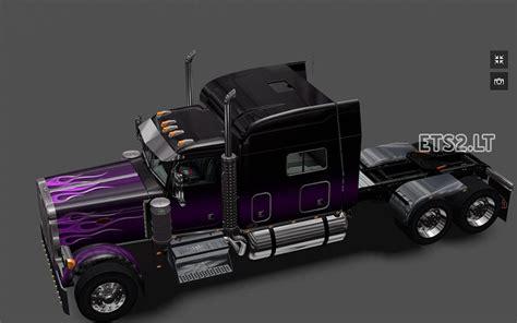 ets 2 peterbilt 379 truck v 1 0 peterbuilt mod f 252 r eurotruck simulator 2