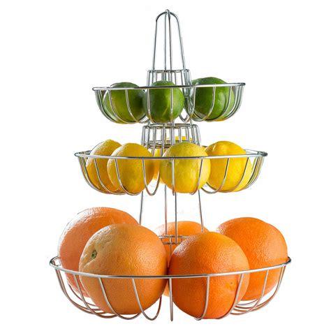3 fruits in meranda 3 tier fruit basket