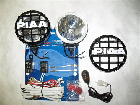 ford f150 piaa 510 off road bumper or bar driving lights