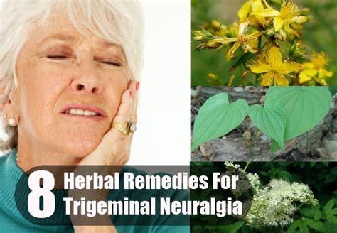 nerve 8 supplement trigeminal neuralgia herbal remedies treatments