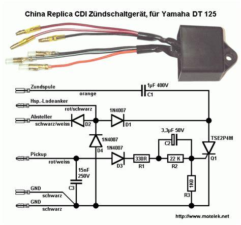 capacitor discharge hho cdi selber bauen seite 2 rollertuningpage roller motorroller forum