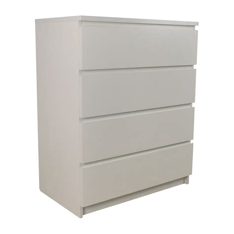 Malm 4 Drawers White by 32 Malm 4 Drawer Dresser Storage
