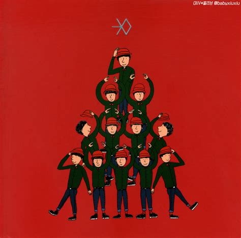exo winter special album miracles in december korean hq scans exo miracles in december album photos