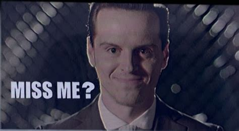 Did La Miss Me by Plot Explanation Why Did Moriarty Decide To End It