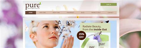 health beauty website templates online store wix 20 beautiful health and beauty website templates