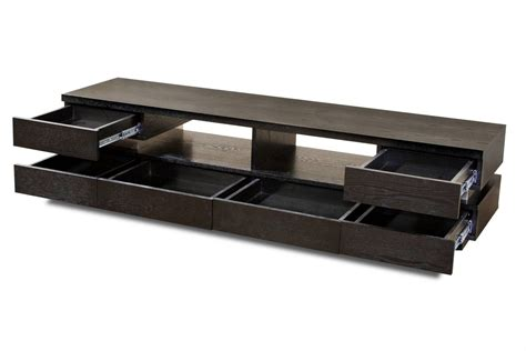 low profile tv cabinet 15 the best low profile contemporary tv stands
