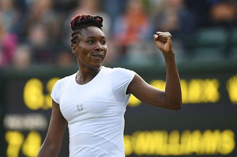Williams New by Venus Williams Edges Jankovic To Advance At Indian