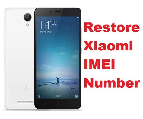 back number xiaomi miui 7 how to restore repair imei number in xiaomi