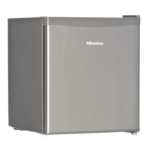 topping bar refrigerator hisense 60 l bar fridge silver finish h60rs lowest prices specials online makro