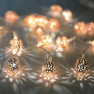 Fairies Lights Copper Lights By Home Notonthehighstreet