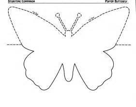butterfly stencil template 8 best images of handprint butterfly template printable