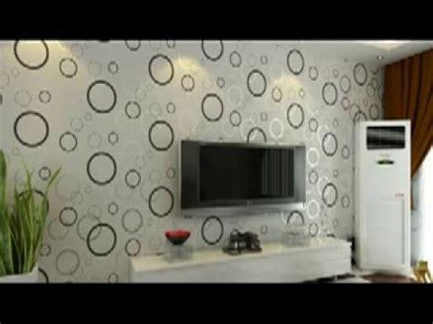 wallpaper dinding not balok wallpaper dinding ruang tv ruang keluarga youtube