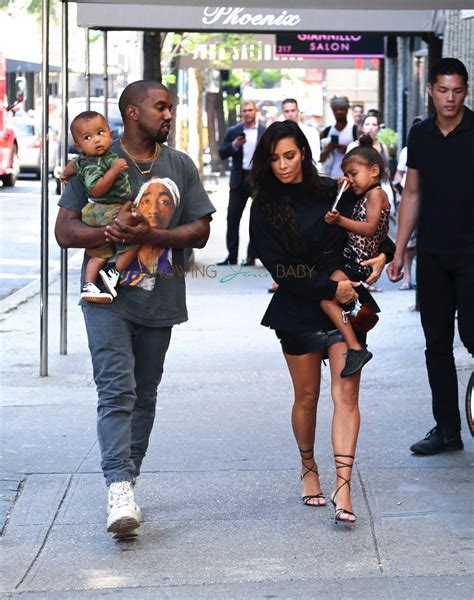 Britbox On Tv kim kardashian and kanye west step out in nyc with kids