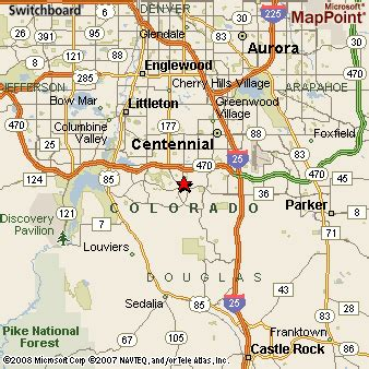highlands ranch colorado map highlands ranch colorado