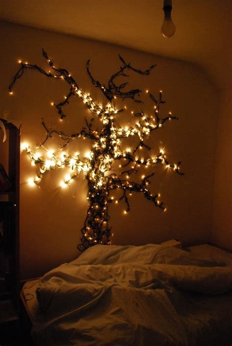 Pretty Bedroom Lights Beautiful Bedroom Lights Room Tree Image 338559 On Favim