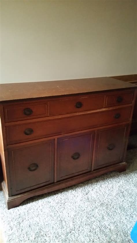 Brickwede Brothers Buffet   My Antique Furniture Collection
