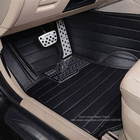 Custom Floor Mats For Car by Custom Fit Car Floor Mats For Hyundai Ix25 Ix35 Elantra