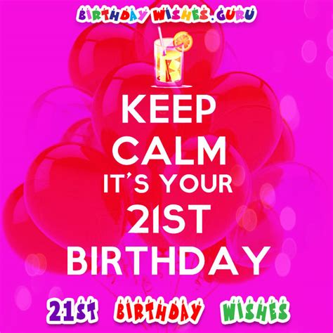 Happy 21 Birthday Wishes 21st Birthday Wishes And Greeting Card Messages