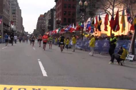 boston marathon bombing images boston marathon bomb exploded at 666 fellowship of the minds
