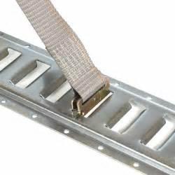 E Track Cargo Management System 16 E Track Cargo Tie Grey Buckle