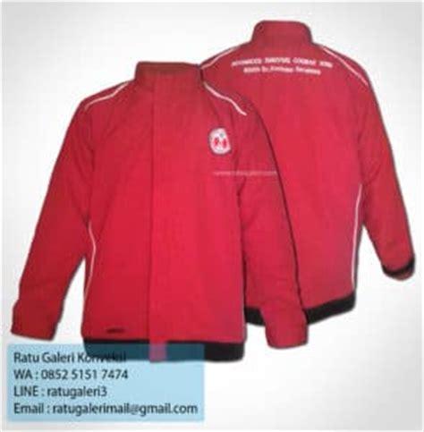 desain jaket simple hasil produksi dan desain jaket ipdi ikatan perawat