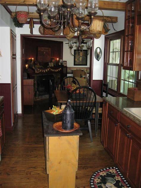 primitive kitchen primitive kitchen prim