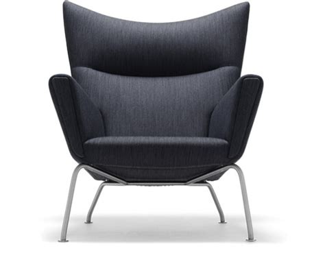 ch445 wing lounge chair ch445 wing lounge chair hivemodern