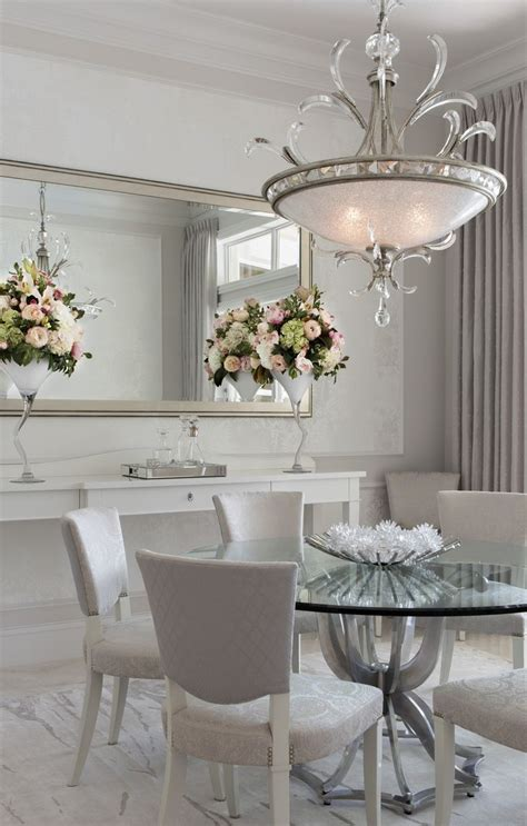 Glass Dining Room Table With White Base Best 25 Glass Dining Room Table Ideas On