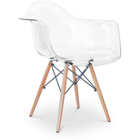 siege eames privatefloor chaise daw charles eames style acrylique