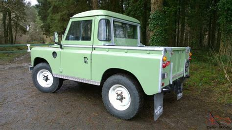 land rover series 3 swb land rover landrover series 3 88 inch swb 1972 tax exempt