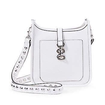 Steve Madden Bwylie White designer crossbody bags for steve madden