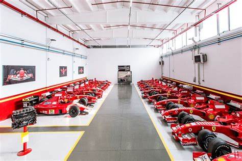 maranello italy a look inside ferrari s factory in maranello italy