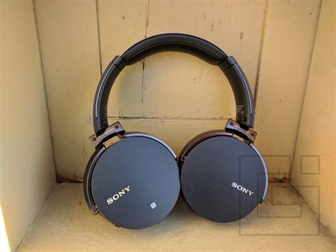 Headphone Sony Xb950bt sony mdr xb950bt bluetooth headphones review