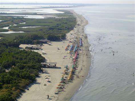porto tolle delta po spiaggia di boccasette italy for