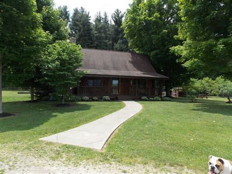 Erie Pa Cabin Rentals by Pennsylvania Cabin Log Cabin Located On A Ranch