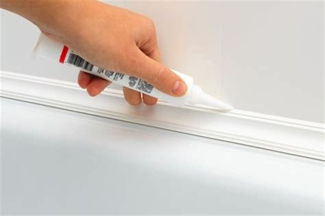 easiest way to caulk a bathtub easy bathroom caulking tips
