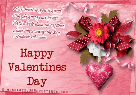 happy day greeting message valentines day messages for and