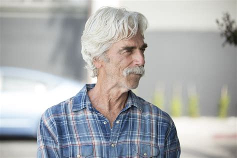 sam elliott discusses his iconic western image in the hero collider