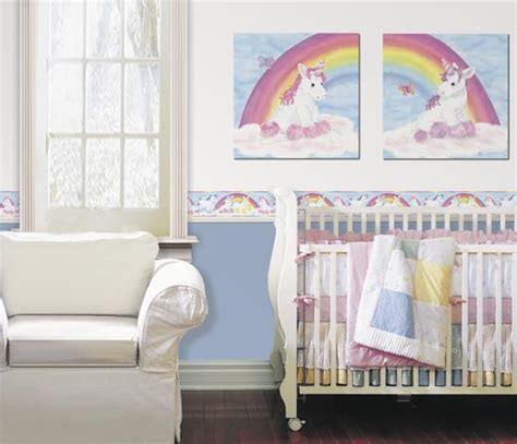 adorable wall on canvas for a playroom toddler