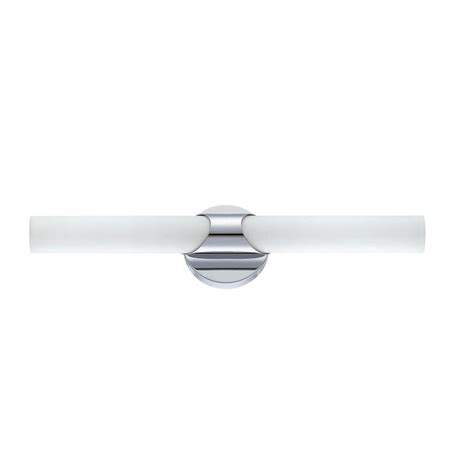 Ceiling Vanity Light by Lighting Cassiopeia 1 Light Chrome Incandescent