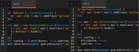 format html in atom javascript开发者必备的10个sublime text插件 码农网