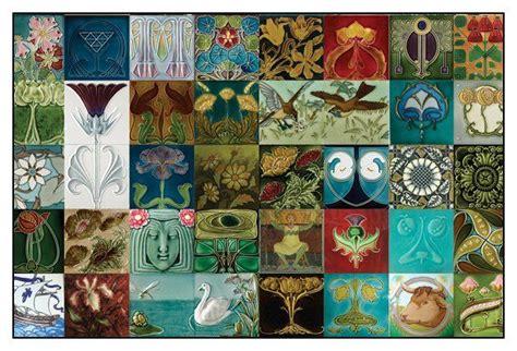 painting on ceramic tile craft tiles tiles art noveau tiles tiles and mosaic