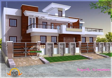 modern house plans indian style house of sles