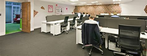 Uber Office by Uber Office A Vibrant Coworking Space