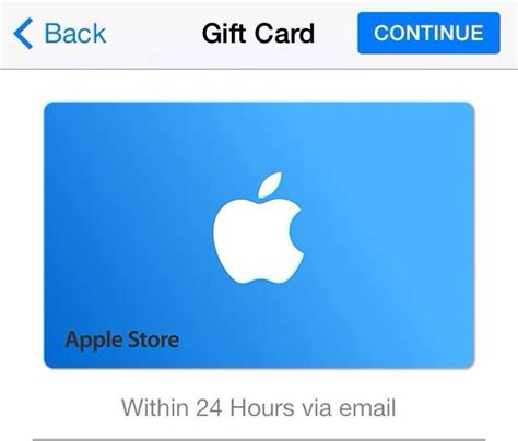 Store Gift Cards - apple store gift cards now supported by passbook in u k other countries cult of mac